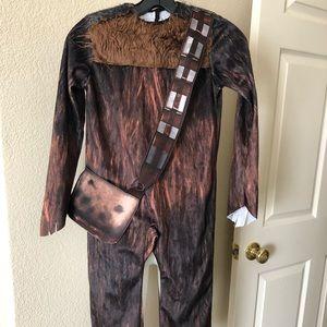 Child's Chewbacca costume